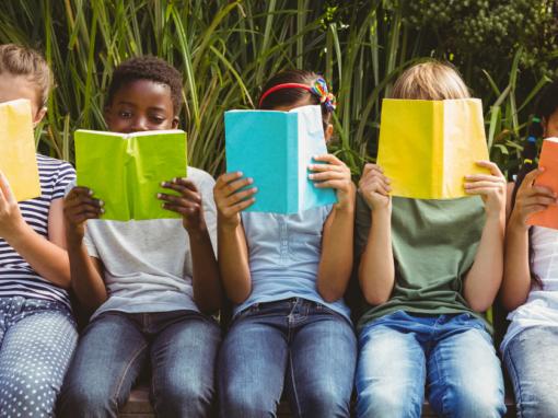 Kinderbücher schreiben mit Literaturagentin Charlotte Larat